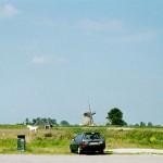 Windmühle von Volendamm