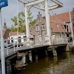 Zugbrücke in Edam