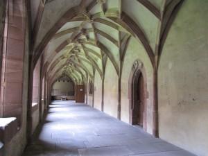 Arkadengang Kloster Alpirsbach