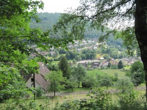 Wanderung Baiersbronn