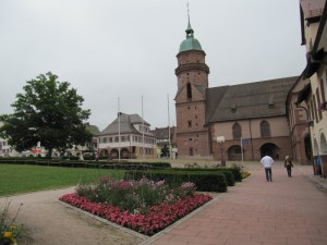 Kirche Freudnestadt