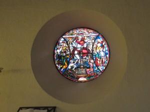 Kirchenfenster Kirche Freudenstadt