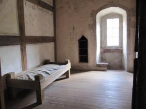 Zimmer im Benediktinerkloster Alpirsbach